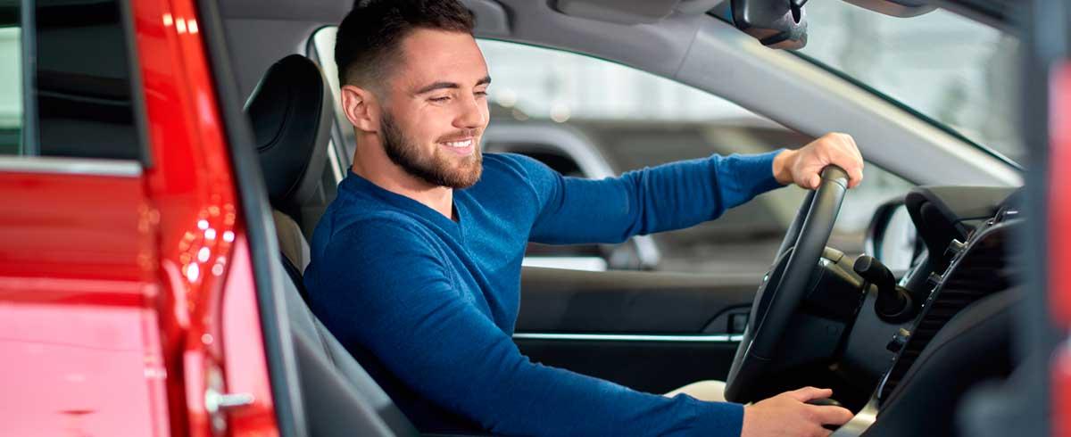 Encuentra trabajo con tu permiso de conducir