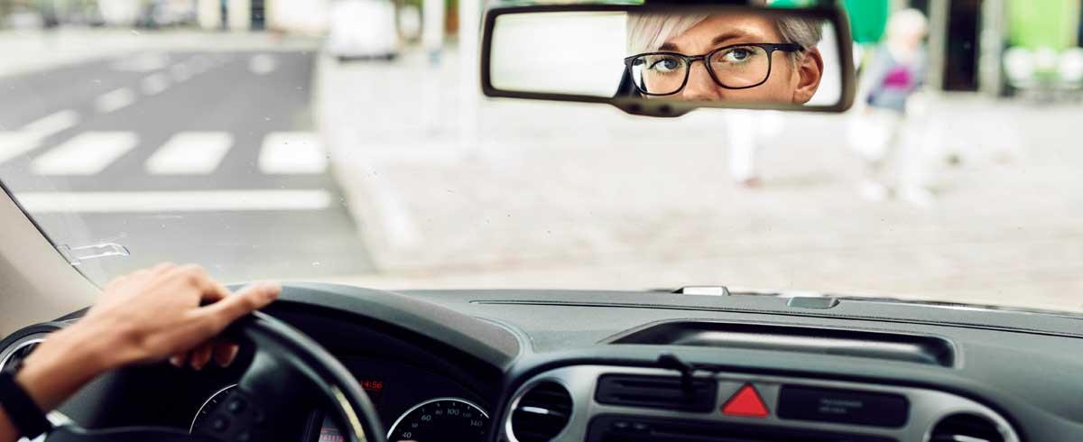 Tipos de faltas en el examen práctico de conducir: (parte 2) deficientes