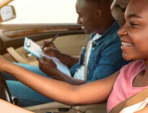 Tipos de faltas en el examen práctico de conducir: (parte 3) LEVES